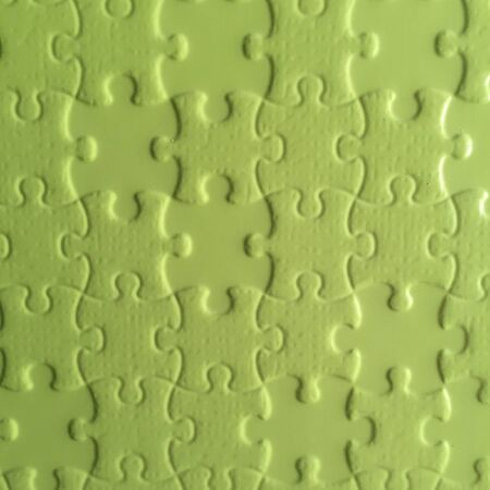 It is a jigsaw puzzle patterned tile of a wall used for designed background.