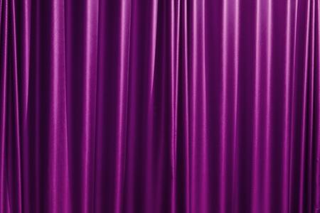Beutiful curtain background. Stock Photo