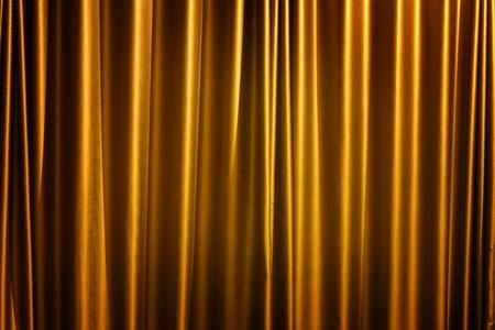 Beautiful curtain background. Stock Photo - 12943200