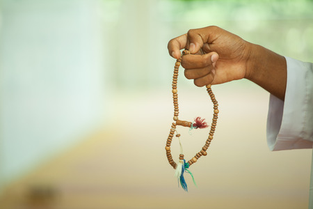 muslim prayer: Islamic rosary