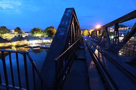 Kanchanaburi bridge photo