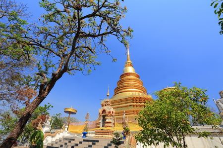 doi: Phra That Doi Noi Temple
