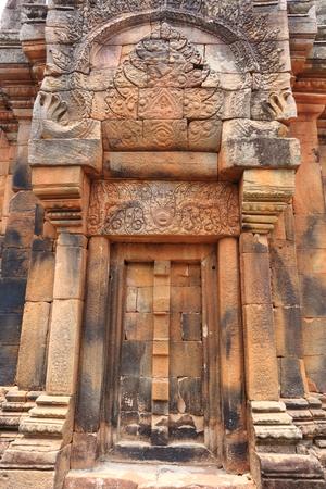 historische: Phanom Rung kasteel historisch park Redactioneel