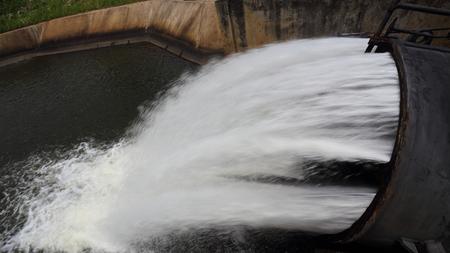 sluice dam Stok Fotoğraf