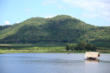 allegheny: Reservoir and Mountain