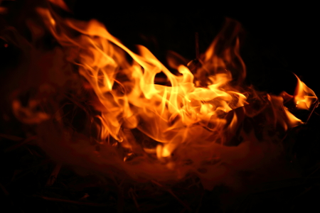broil: Fire in the night