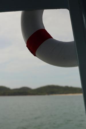 buoy: Ring buoy