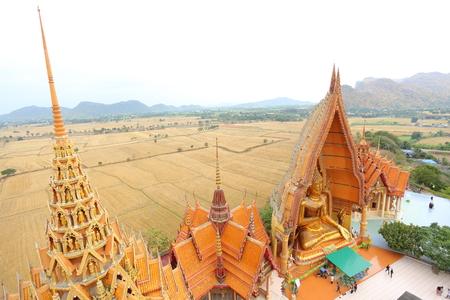 Wat Tham Sua(Tiger Cave Temple) Kanchanburi, Thailand