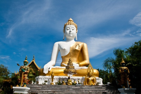 temple of thailand Stock Photo - 10763026