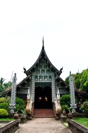 in north of Thailand photo