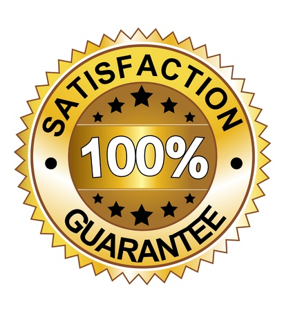 satisfaction guaranteed: Satisfaction Guaranteed