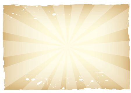 light brown background: Old paper background vector