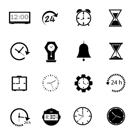 Time icons Çizim