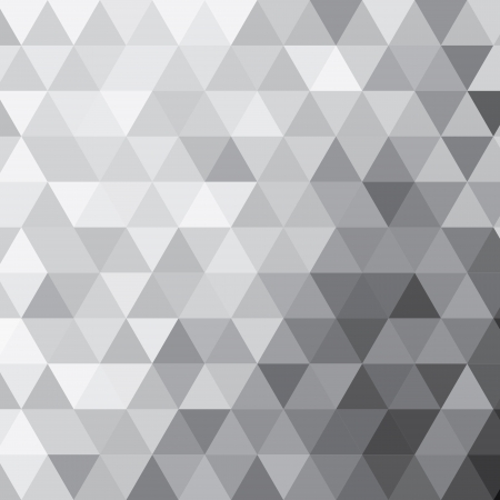 Abstract triangle background patterns Vector