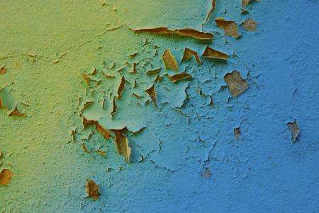 green texture: blue grunge wall tone texture background