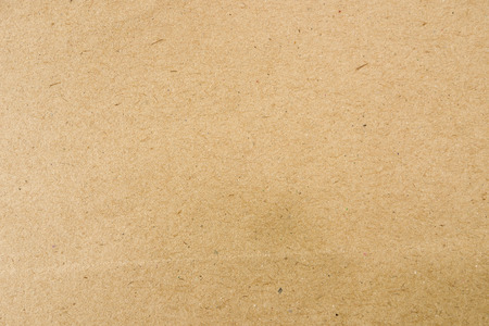 Brown craft paper for background