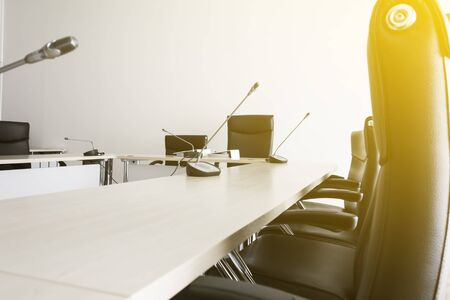conference room blurred background Stok Fotoğraf - 68189835
