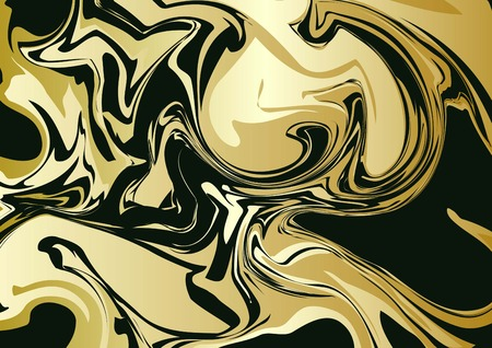marbled effect: abstract marble texture background Illustration