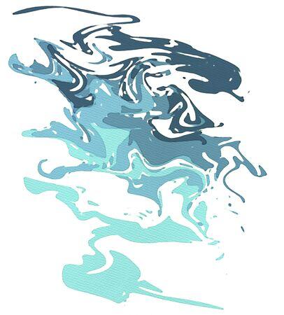 blue watercolor background Stok Fotoğraf - 80810266