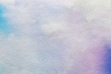 sky and clouds with watercolor, abstract watercolor background illustration Stok Fotoğraf - 82400685