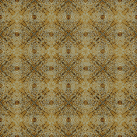 Seamless pattern made from butterfly wing  photo