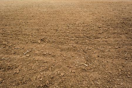 Achtergrond van de aarde en vuil Stockfoto