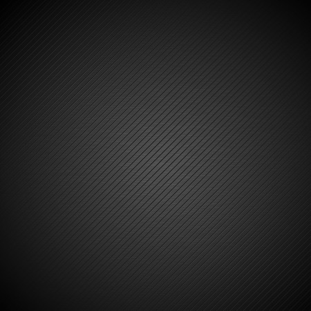 linee astratte: Abstract black sfondo a righe