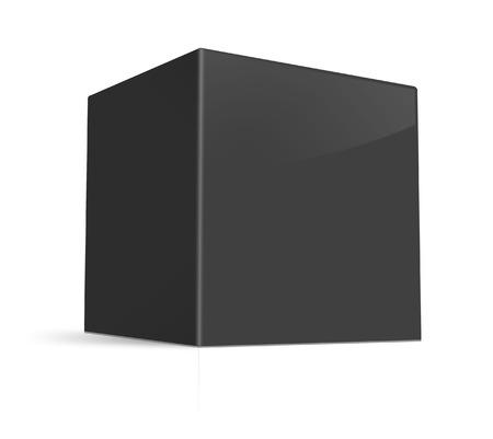 白い背景の空白のボックス 写真素材 - 50190233