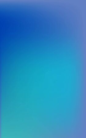 deep water: blue gradient background, abstract illustration of deep water