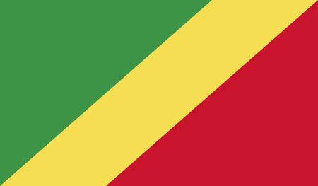 congo: Republic of the Congo flag