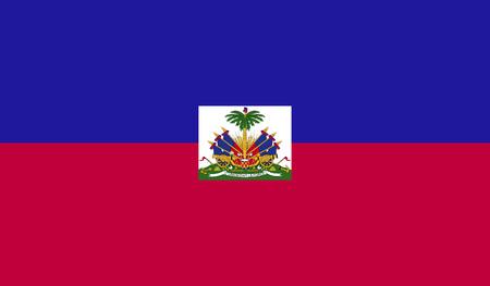 haiti: Haiti flag Stock Photo