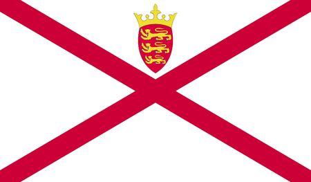 jersey: Jersey Flag