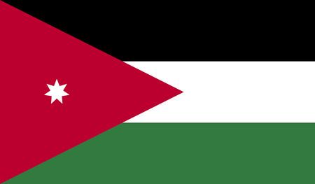 jordan: Jordan flag