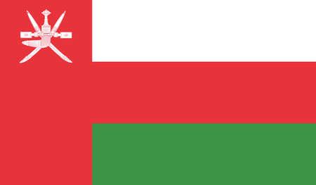 oman: Oman flag