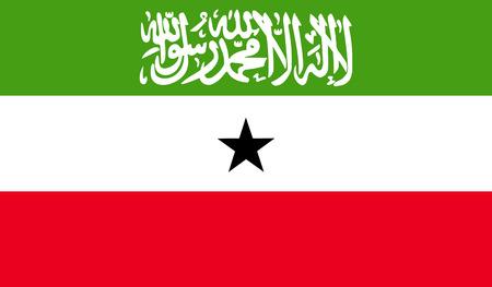 somaliland: Somaliland flag