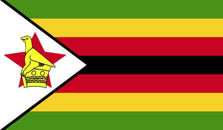 proportional: zimbabwe flag