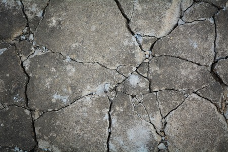 cracked concrete wall texture background Stock fotó