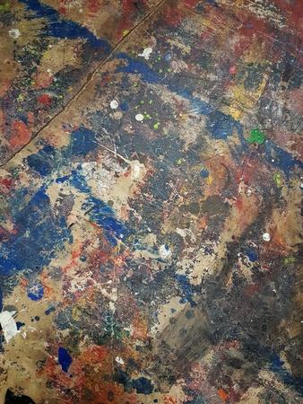 Grunge colorful background Stock fotó