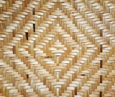 Native Thai style bamboo wall texture on box Stock Photo - 21920233