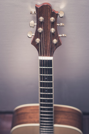 nylon string: Acoustic guitar