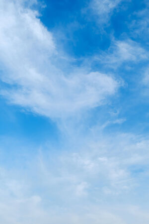 Sky, The blue sky
