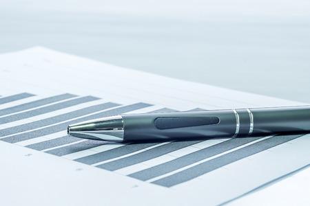 contabilidad: La contabilidad financiera análisis gráficos de la bolsa