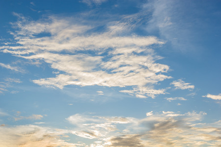 bright sky: Sky, The Twilight Sky Stock Photo