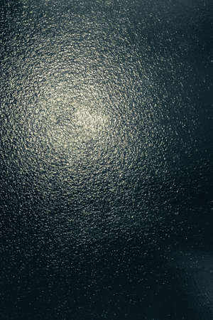 frosted glass: Texture of frosted glass with vignette