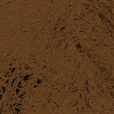 Brown texture effect