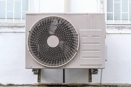 Air conditioning compressor outdoor unit
