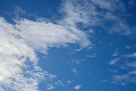 Blue sky with cloud Фото со стока