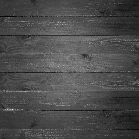 Black wood texture for design and background Stock Photo