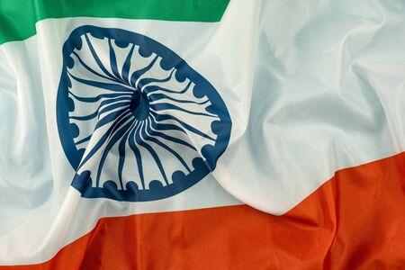 Celebrating India Independence Day India Flag background