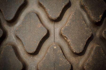 Tire tread background photo